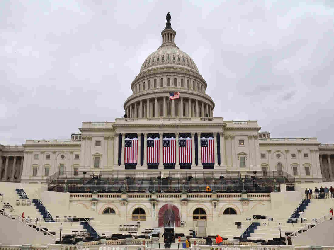 As workers prepare the Capitol for Monday's inaugural ceremony, there's word that Congress might not get into another battle over the debt ceiling.