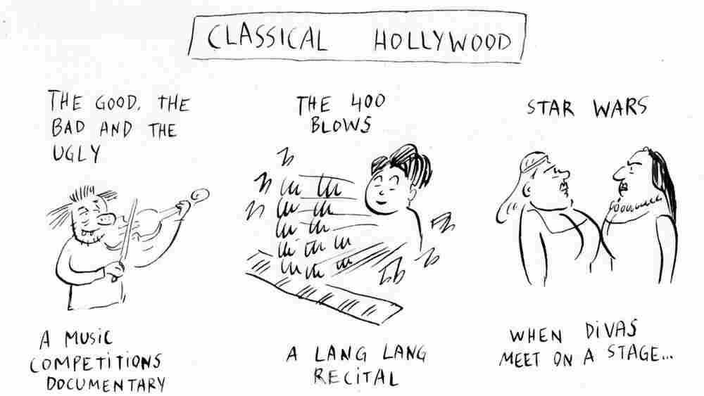 Tuner Classic Movies.