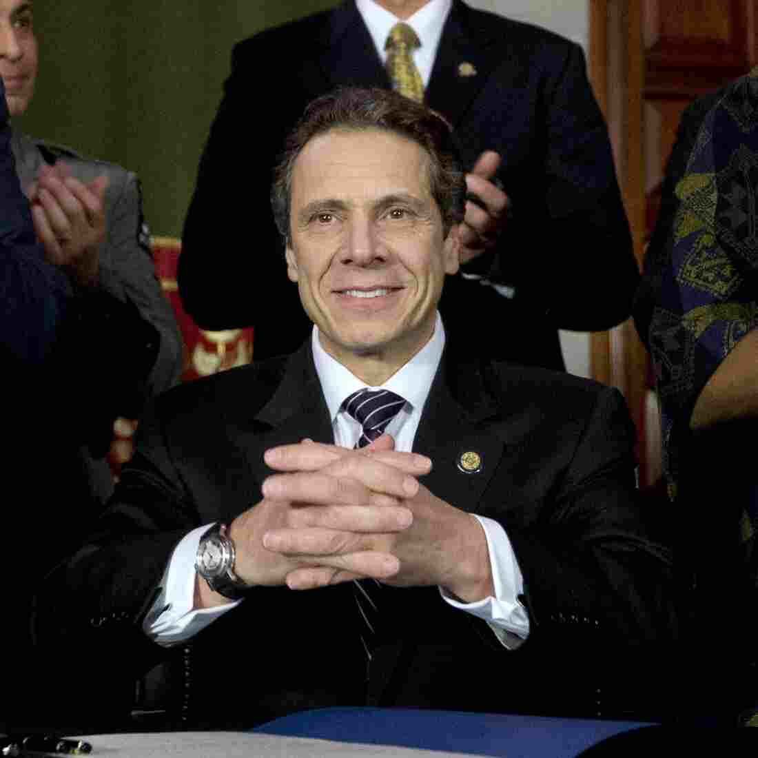 N.Y. Governor Flexes Political Muscle To Pass Tough Gun Law