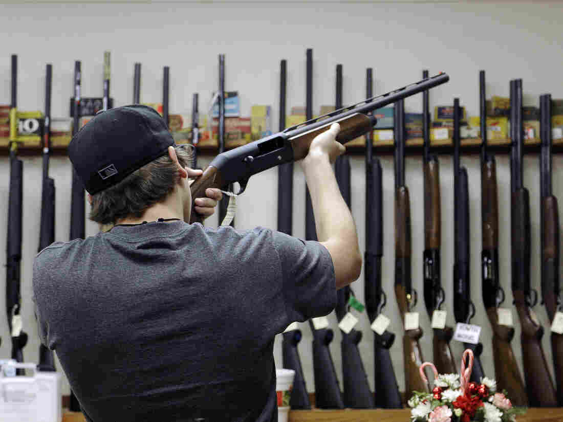 Experts say universal background checks need to be updated and changed to actually work.