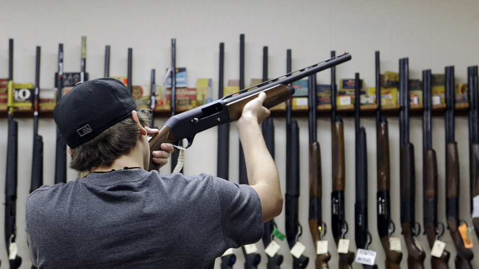Experts say universal background checks need to be updated and changed to actually work. (AP)