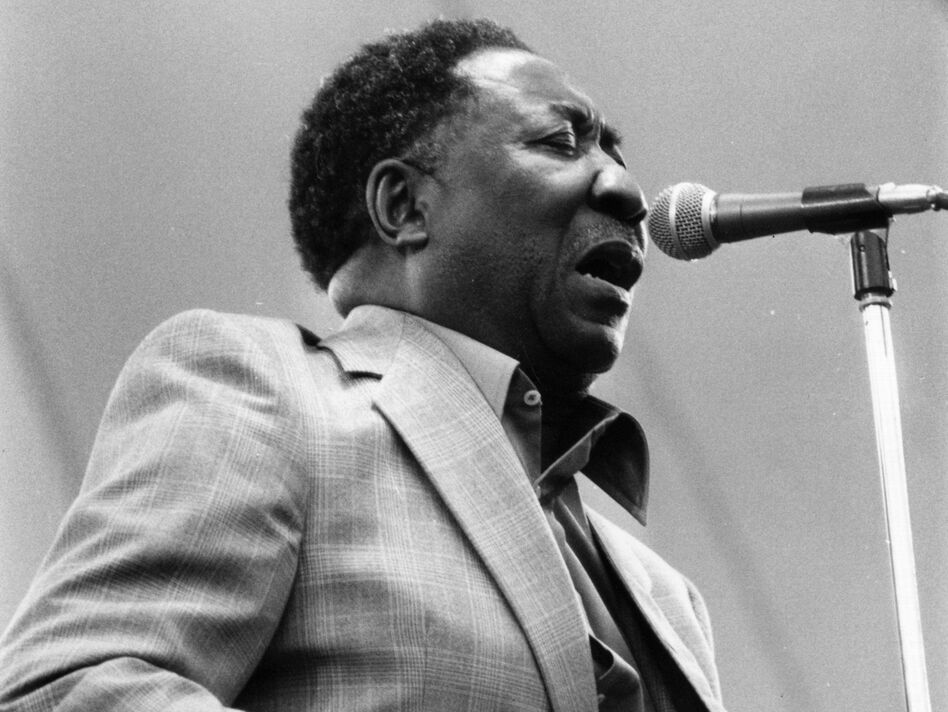 Muddy Waters, c. 1979.