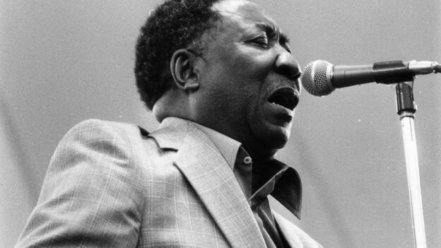 Muddy Waters, c. 1979. (Getty Images)