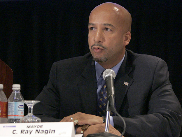 Mayor Ray Nagin has been indicted on 21 corruption charges by a federal grand jury. They include