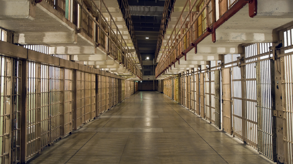 Prison provides an opportunity for networking with more seasoned criminals. (iStockphoto.com)