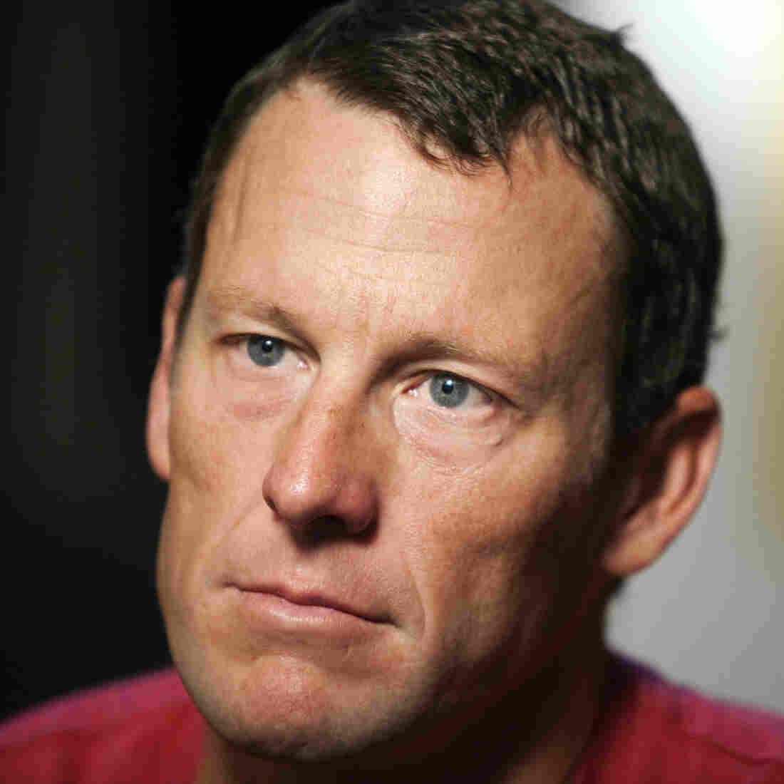 Getting Personal, Armstrong Recounts Difficult Talk With His Kids