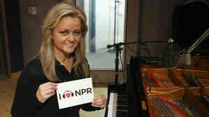 Vicki Yohe at NPR Headquarters in Washington, D.C.