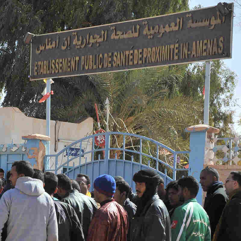 'Algerian Style': Cooperative, To A Point