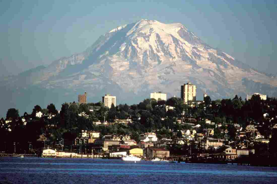 """Tacoma, Wash., tops The Advocate magazine's list of """"Gayest Cities in America."""" It was followed by Springfield, Mass., and Spokane, Wash. Advocate editor Matthew Breen says marriage equality gave the advantage to cities in Washington state this year."""