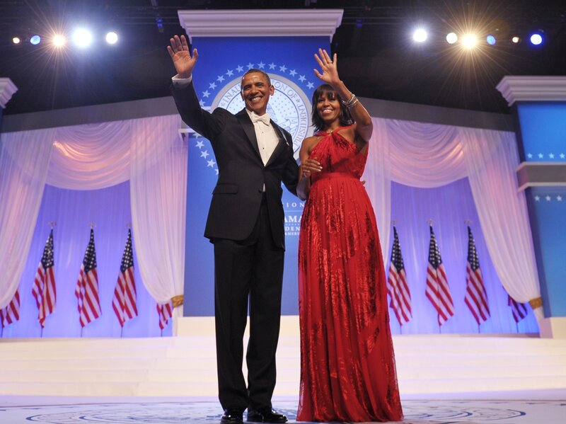 The Inaugural Ball: Thousands Of Dresses Searching For An Experience ...
