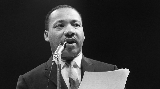 Even when dispensing life advice to Ebony readers, Martin Luther King Jr. didn't reveal much about himself (AFP/Getty Images)