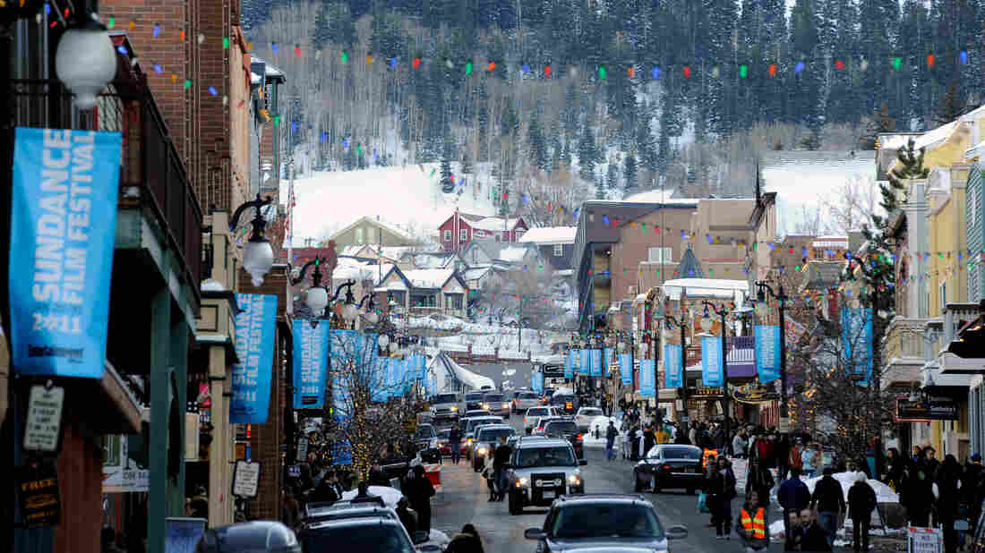 Robert Redford's annual Sundance Film Festival draws thousands of filmgoers and millions of dollars to snowy Park City, Utah. But a state subsidy contributing to the event is drawing controversy from some conservatives, who say films screened at the festival don't reflect the values of the state.