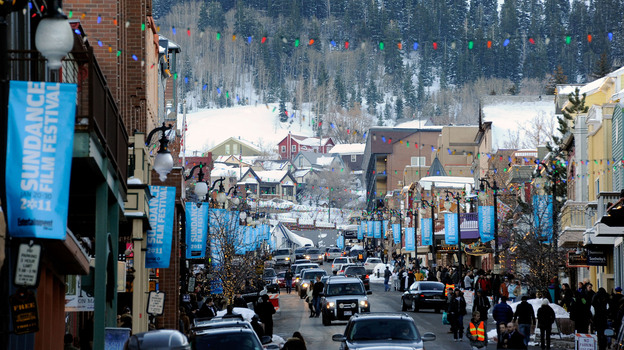 Robert Redford's annual Sundance Film Festival draws thousands of filmgoers and millions of dollars to snowy Park City, Utah. But a state subsidy contributing to the event is drawing controversy from some conservatives, who say films screened at the festival don't reflect the values of the state. (Getty Images)