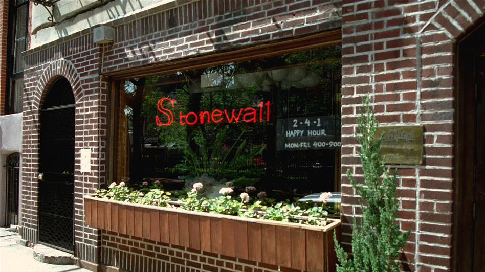 The Stonewall Inn in the Greenwich Village section of New York City was the site of the 1969 riot that sparked the gay-rights movement. (AP)