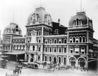 Before Grand Central Terminal, there was Grand Central Depot, which <em>The New York Times</em> once complained