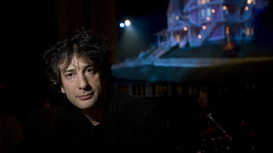 Neil Gaiman is the author of The Graveyard Book, Coraline, American Gods, Anansi Boys, Stardust and M Is for Magic. He was born in Hampshire, England, and now lives near Minneapolis. (Getty Images)