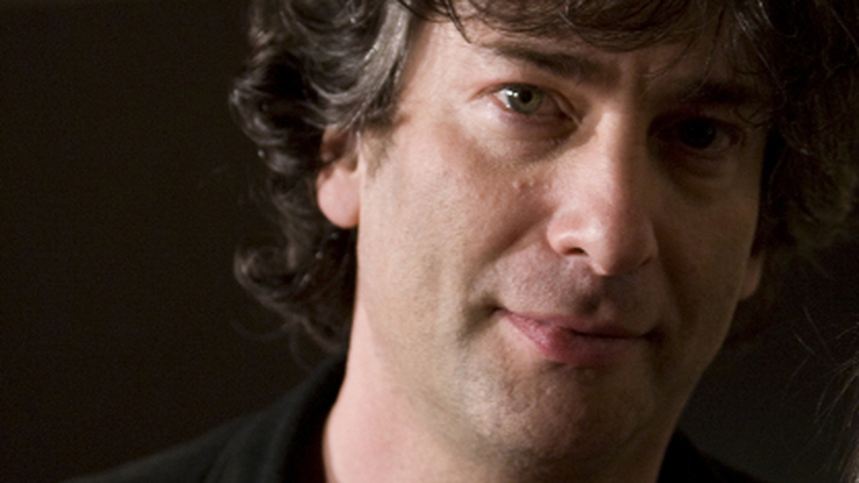 Neil Gaiman is also the author of Coraline, American Gods, Anansi Boys,Stardust and M Is for Magic. He was born in Hampshire, England, and now lives near Minneapolis. (Getty Images)