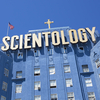 The Church of Scientology building in Los Angeles on Sunset Boulevard on Aug. 28, 2011.