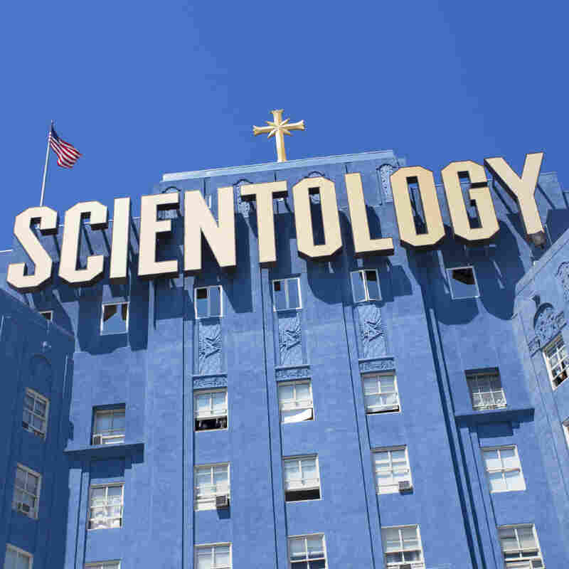 'Going Clear': A New Book Delves Into Scientology