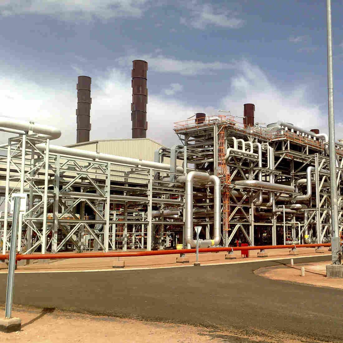 Algeria Attack A 'Wake-Up Call' For Energy Companies