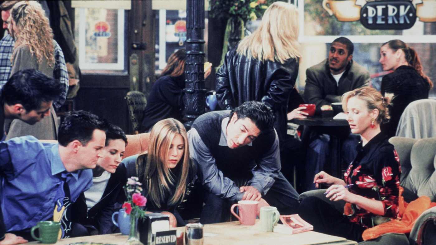 'Friends' Will Be Ther...