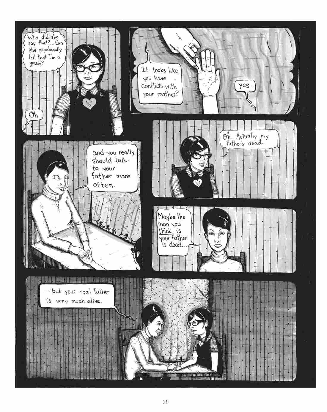 Page 3 of Calling Dr. Laura excerpt.