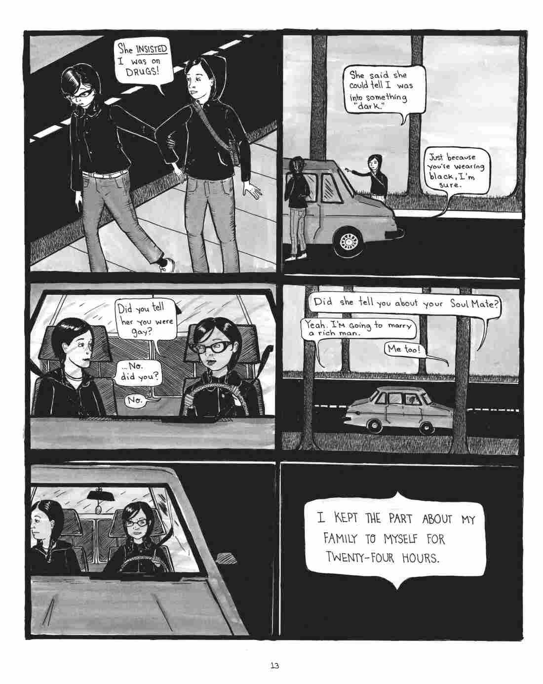 Page 5 of Calling Dr. Laura excerpt.