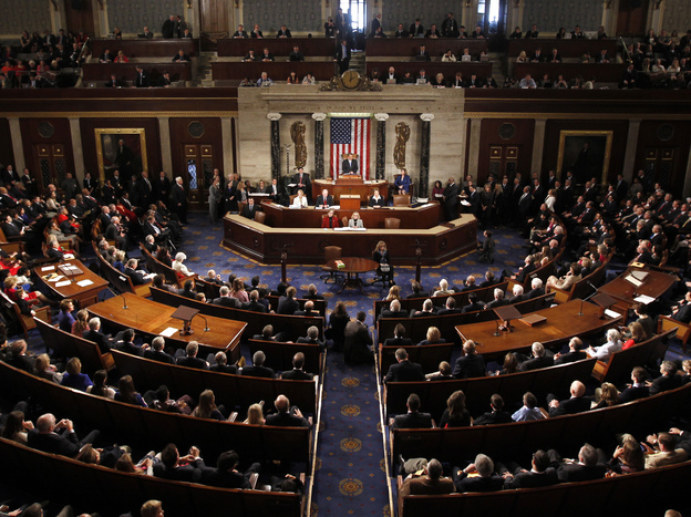 The House of Representatives (Jan. 3 file photo).