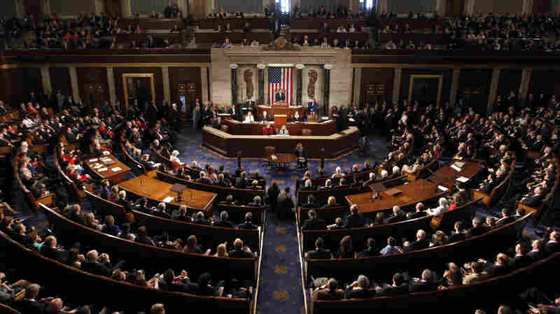 House Passes GOP's Debt-Ceiling Plan; Senate Democrats Offer Their Support