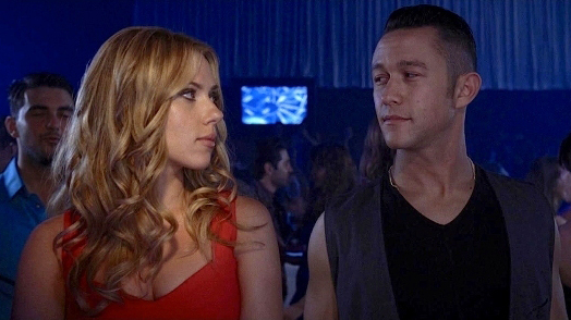 Scarlett Johansson and Joseph Gordon-Levitt star in the comedy Don Jon's Addiction, Gordon-Levitt's debut film as a director and screenwriter.