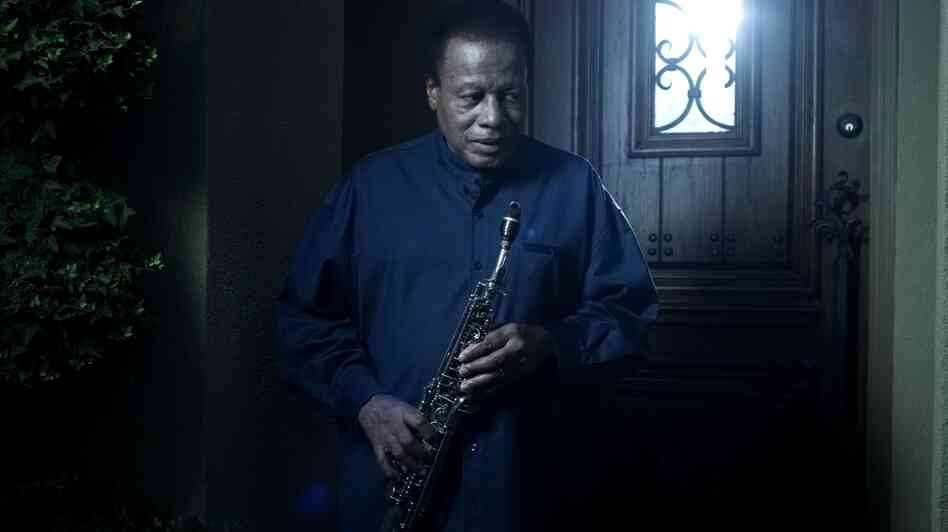 Wayne Shorter's new album, Without a Net, comes out Feb. 5.