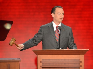 Reince Priebus, shown at the Republican National Convention in August, says Republicans need to