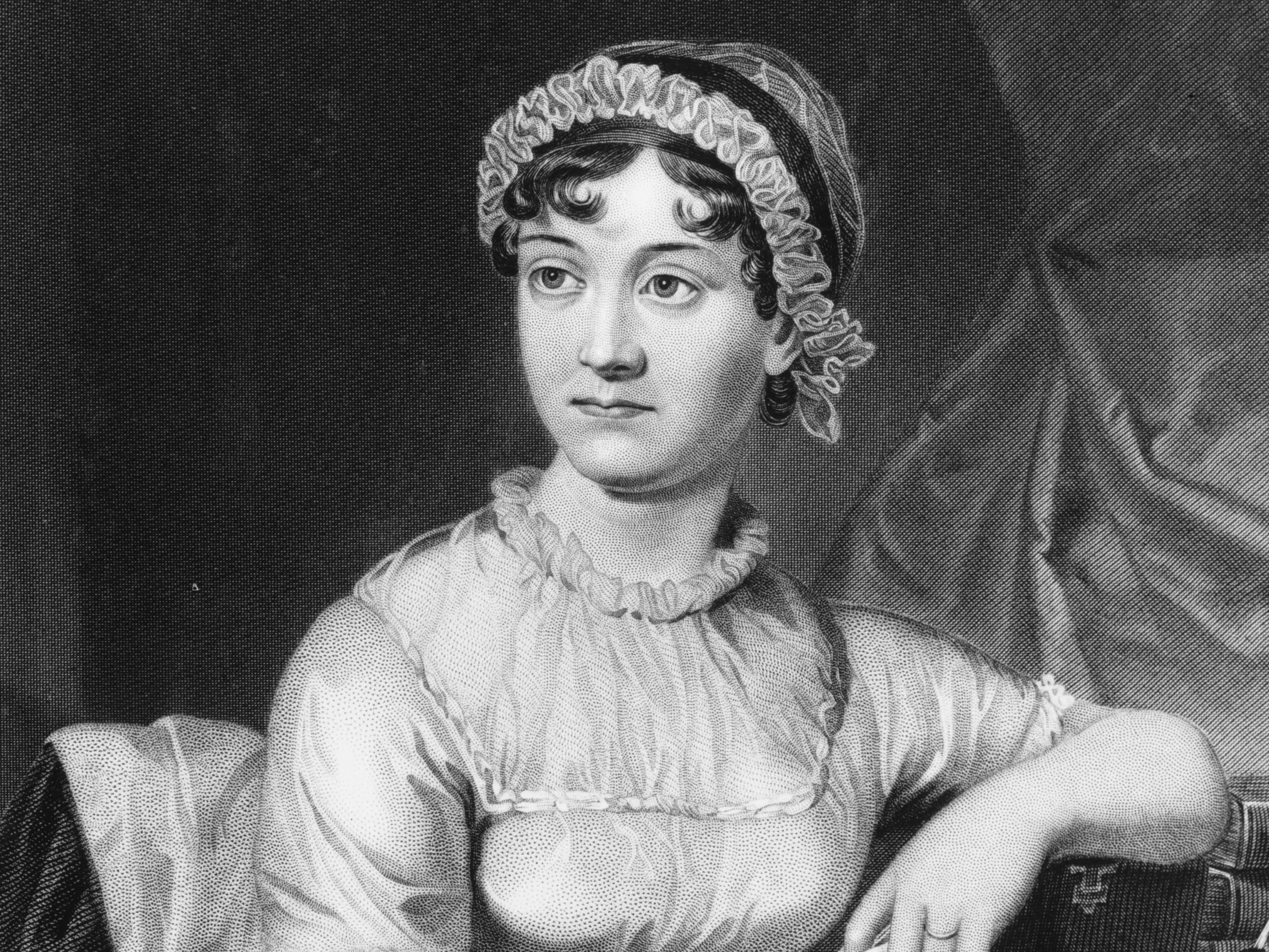 Jane Austin portrait