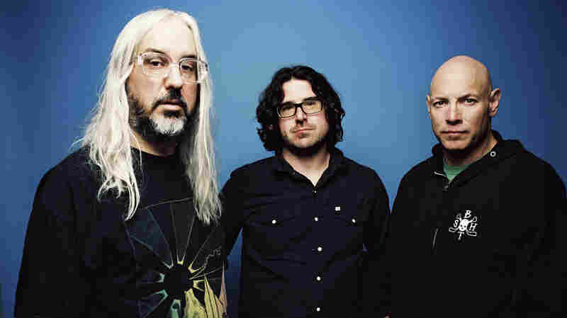 Dinosaur Jr. On World Cafe