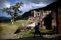 The Sans-Souci Palace, or