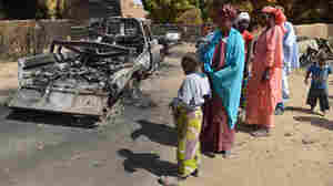 Backed By French Might, Malian Troops Retake Key Town