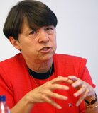 Mary Jo White, who President Obama wants to lead the Securities and Exchange Commission.