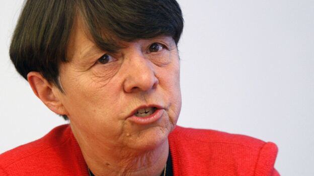 Mary Jo White, who President Obama wants to lead the Securities and Exchange Commission. (Reuters /Landov)