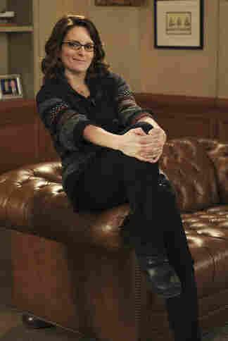 Tina Fey as Liz Lemon on NBC's 30 Rock.