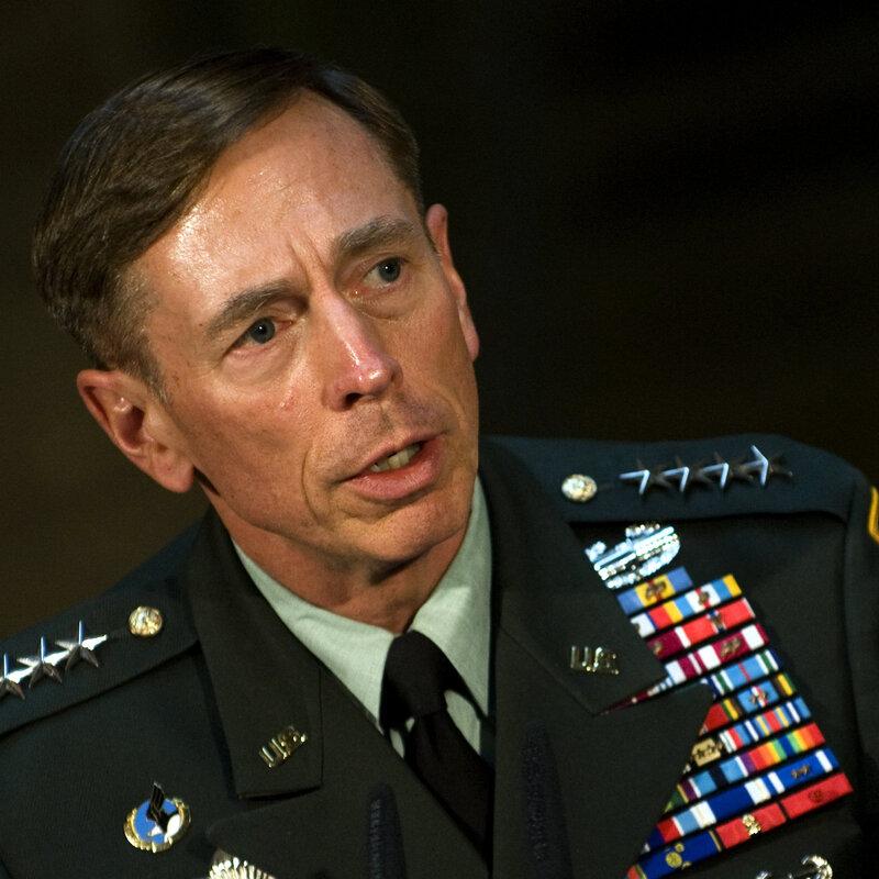 The Insurgents': Petraeus And A New Kind Of War : NPR