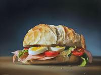 Broodje gezond II, 2009 (Tjalf Sparnaay)