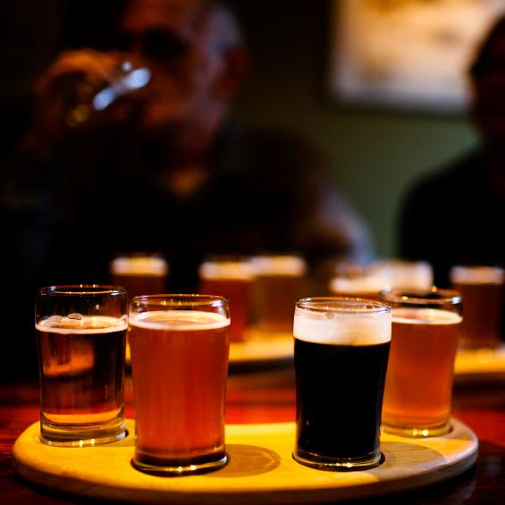 Beers from iStockphoto.com