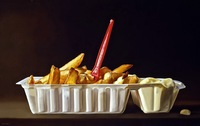 Bakje patat (Tjalf Sparnaay)