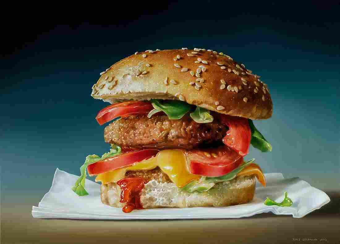 Cheeseburger, 2012 (Tjalf Sparnaay)