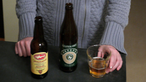 """""""God bless them,"""" Abbey Potter says of craft brewers who are making gluten-free beer. Potter was diagnosed with celiac disease several years ago."""
