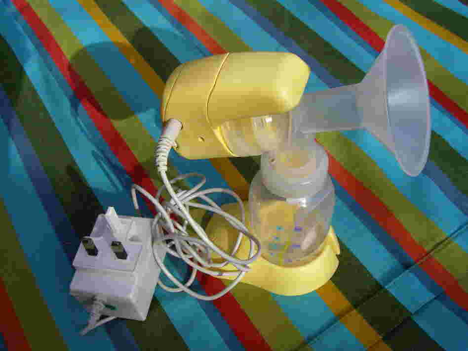 promo image: breast pump