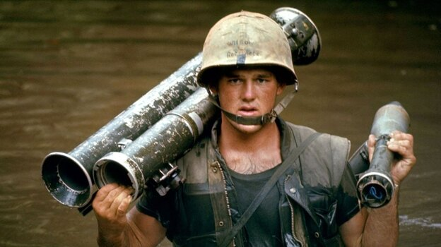 U.S. Marine in Vietnam, October 1966. ( Larry Burrows—Time & Life Pictures/Getty Images)