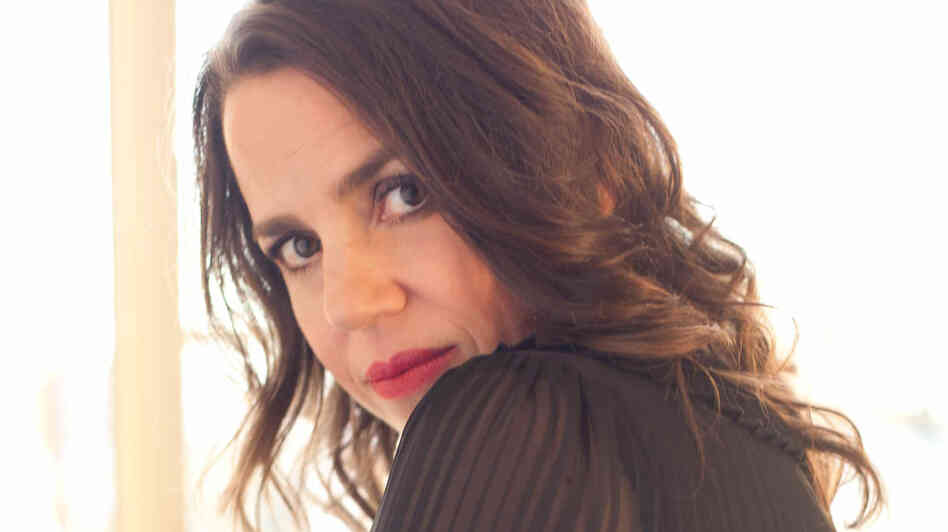 Petra Haden's new album is titled Petra Goes to