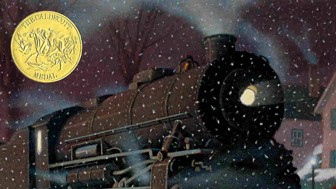 The Polar Express won the Caldecott Medal in 1986, and was turned into an animated movie with Tom Hanks in 2004.