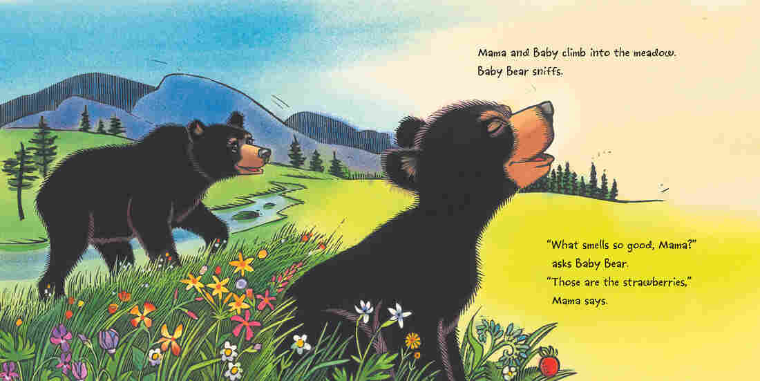 Page 3 of excerpt from Baby Bear.